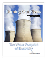 Burning Our Rivers: The Water Footprint of Electricity