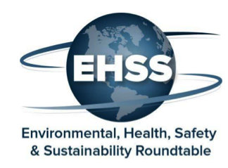 Description: Environmental Health Safety and Sustainability Roundtable