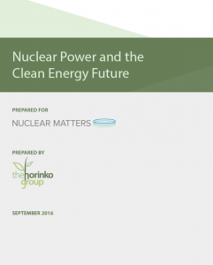 Nuclear Power Report